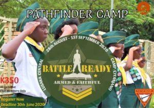 Pathfinder Camp @ Camp Ciyanjano, Kasupe